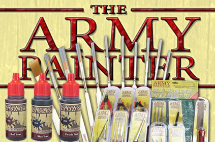 The Army Painter Range