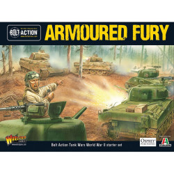 Tank War Starter Set – Armoured Fury
