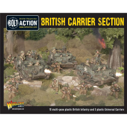 British Carrier Section Set