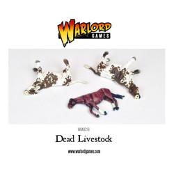 Dead Livestock (2 Cows, 1 Horse)
