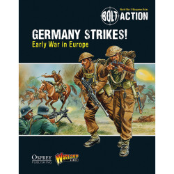 Germany Strikes! Bolt Action Supplement