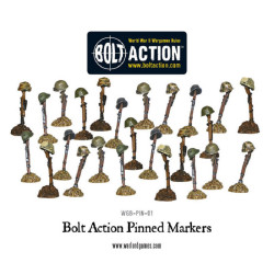 Bolt Action Pinning Markers (25)