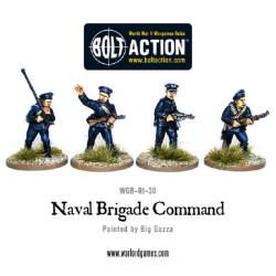 Soviet Naval Brigade Command (4)