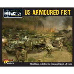 Bolt Action Armoured Fist