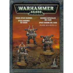 Chaos Space Marines Mini-Pack 3 Figures