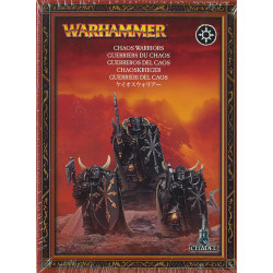 Warriors of Chaos Mini-Pack 3 Figures