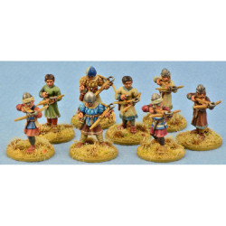 Crusader Sergeants with Crossbows (Warriors) SCD07