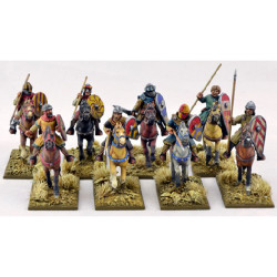 Crusader Mounted Sergeants (Warriors) SCD08