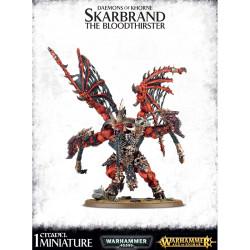 Skarbrand The Bloodthirster Khorne