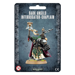 Dark Angels Interrogator-Chaplain