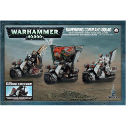 Dark Angels Ravenwing Command