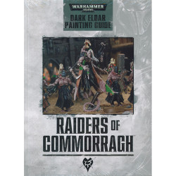 Raiders Of Commorragh Painting Guide