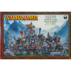 Dwarf Warriors Regiment