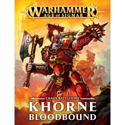 Battletome Khorne Bloodbound