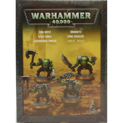 Ork Boyz Mini-Pack 4 Figures