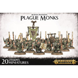 Pestilens Plague Monks