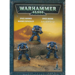 Space Marine Mini-Pack 3 Figures