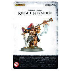 Stormcast Eternals Knight-Heraldor