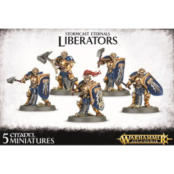 Stormcast Eternals Liberators – Last One Available