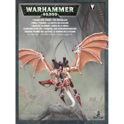 Tyranid Hive Tyrant/The Swarmlord – Last few available