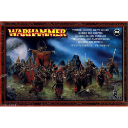 Vampire Counts Grave Guard – Last one available