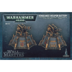Wall of Martyrs Vengeance Weapon Battery – Last one available