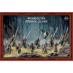 Wood Elves Eternal Guard/Wildwood Rangers