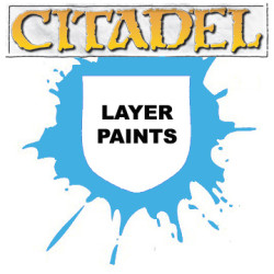 Citadel Paints Layer