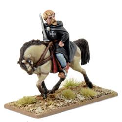 Milites Christi Mounted Warlord SMO01