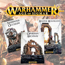 Warhammer Age of Sigmar Terrain