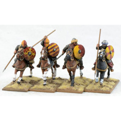 Spanish Mounted Cabelleros (Hearthguards) SSP02