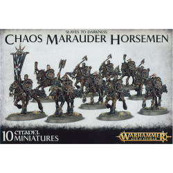 Warriors of Chaos Marauder Horsemen