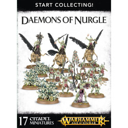 Start Collecting! Daemons of Nurgle – Ready To Ship