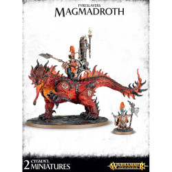 Fyreslayers Magmadroth