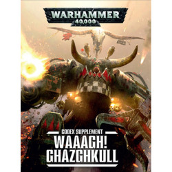 Waaagh! Ghazghkull 2nd Edition Softback