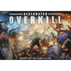 Deathwatch Overkill – UK ONLY