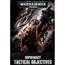 Warhammer 40k Supremacy Tactical Objectives