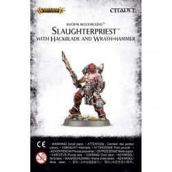 Slaughterpriest With Hackblade
