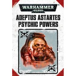 Psychic Powers Adeptus Astartes