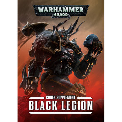 Codex Supplement Black Legion