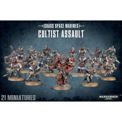 Chaos Space Marine Cultist Assault – Last one available