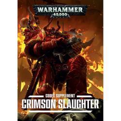 Codex Supplement Crimson Slaughter