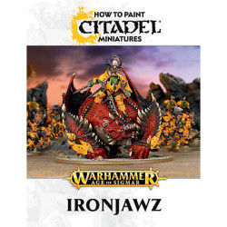 How to Paint Ironjawz