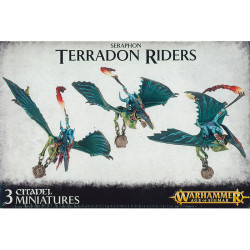 Seraphon Terradon Riders