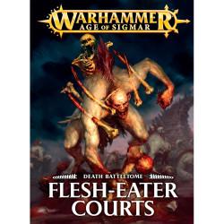 Battletome Flesh-Eaters Courts Hardback