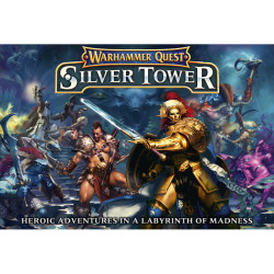 Warhammer Quest The Silver Tower – UK ONLY
