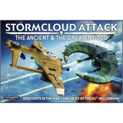The Ancient & The Greater Good – Stormcloud Attack