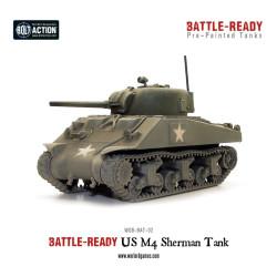 M4A3 Sherman Battle Ready Tank – Pre painted