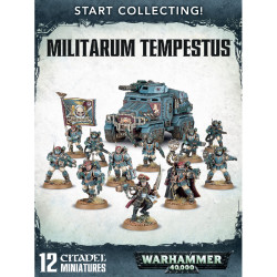 Start Collecting! Militarum Tempestus – Out of stock with GW