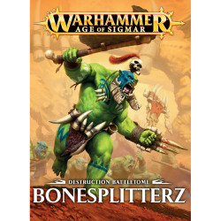 Battletome Bonesplitterz Softback